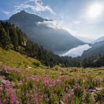El Valle de Arán en verano