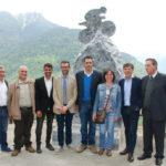gandores españoles Valle de Arán Tour de Francia