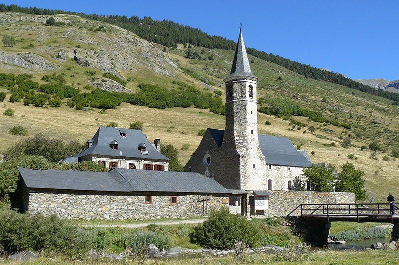 Santuario de Montgarri