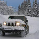 Consejos para ir en coche a esquiar