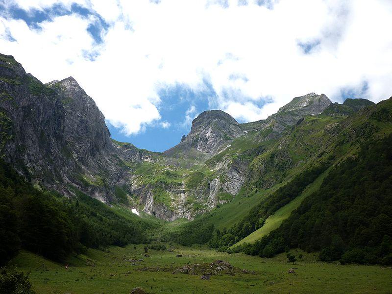 El Valle de Arán un paraíso natural