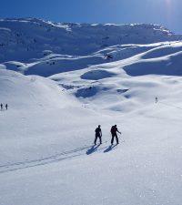 Baqueira Beret celebra la primera prueba de la Copa de España de Esquí de fondo