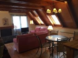 Salardu apartamento con gran salon