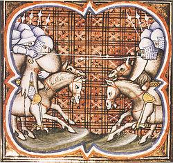 Batalla de Muret en el Valle de Arán