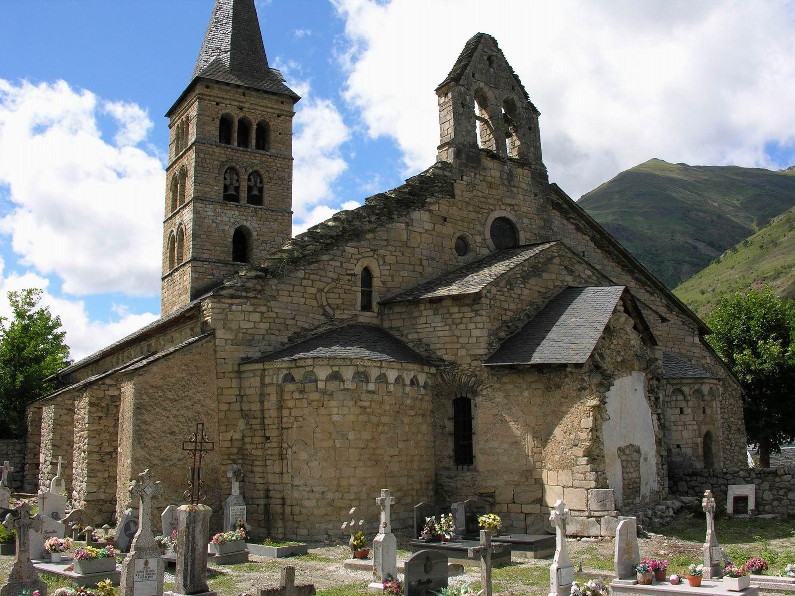 Resultado de imagen de Románico en Val d'Aran