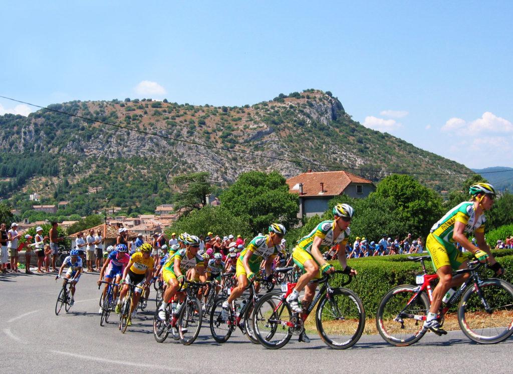 El Tour de Francia generó 1,6 millones de euros a su paso por el Valle de Arán 2