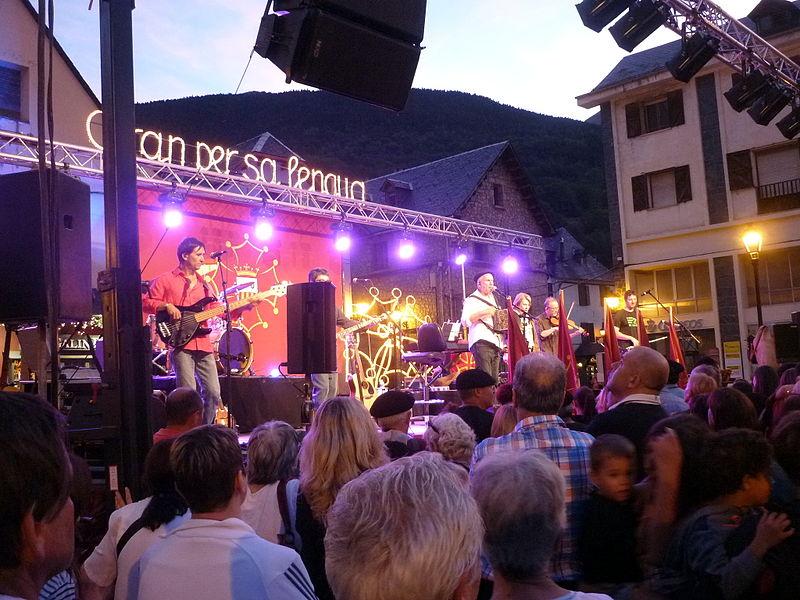 El Pirineo se llena de festivales