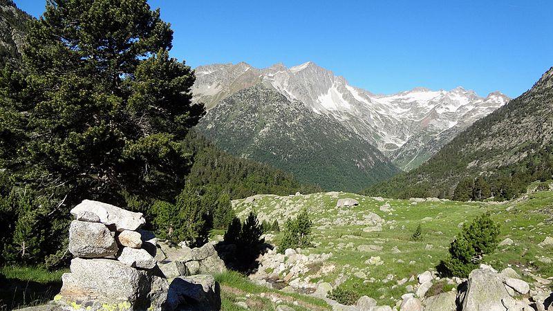 5 rutas en coche por el Valle de Arán