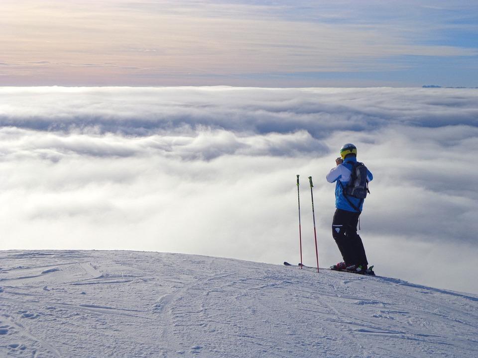 9 consejos para esquiar con niebla