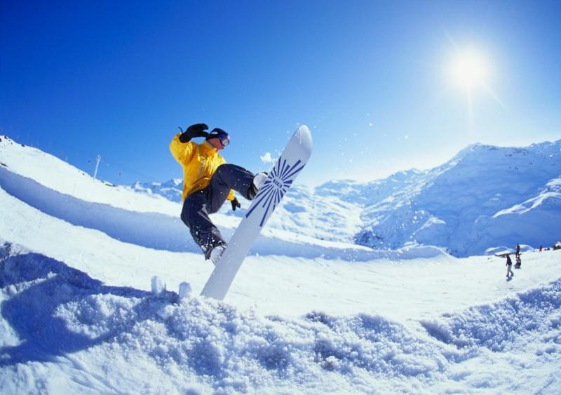 5 consejos para practicar snow por primera vez