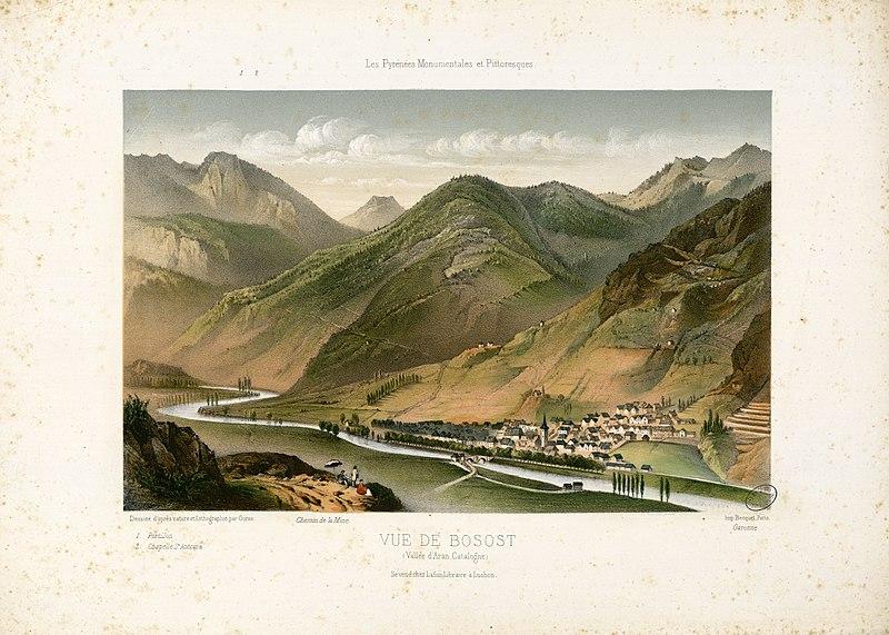 5 pueblos del Valle de Arán que parecen de cuento
